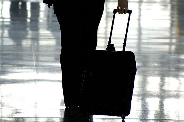 Business Traveller/ RF123 - ILLUSTRATION