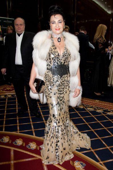 Charity Gala With Demi Moore And Ashton Kutcher