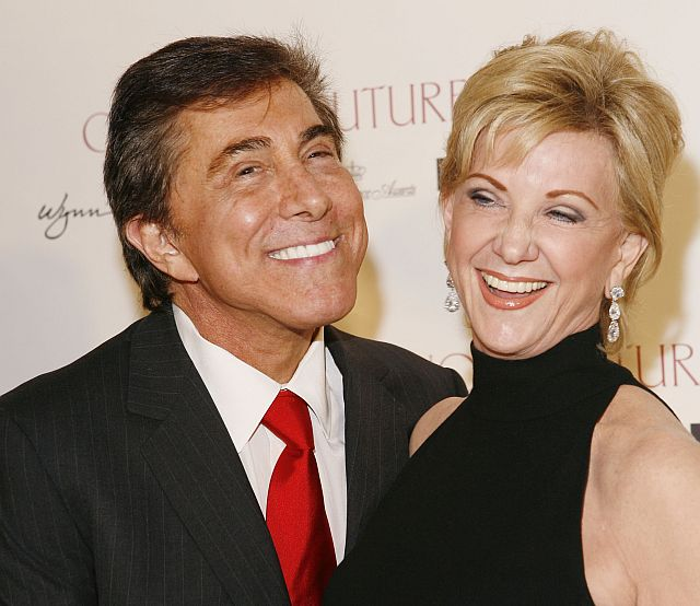 Steve Wynn's Ex-Wife Elaine Says She Is The DNA Of Wynn