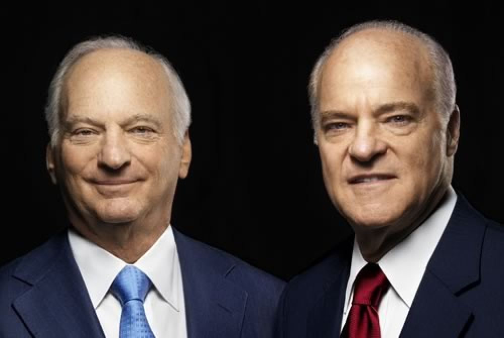 chairmen_photo KKR George R. Roberts and Kravis