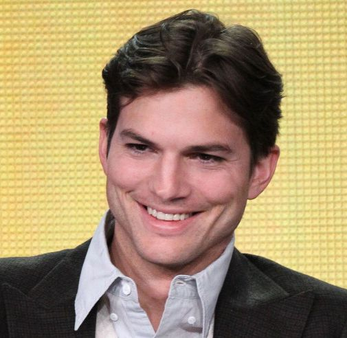 Ashton Kutcher / Getty