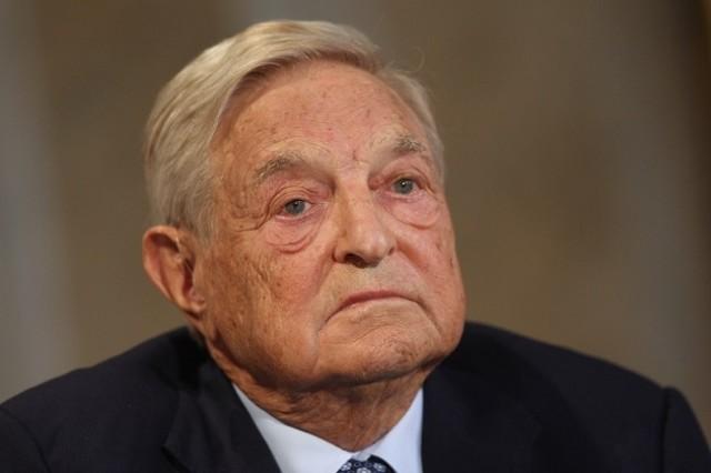 George Soros / Getty