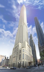 Four Seasons Hotel And Private Residences Downtown Manhattan