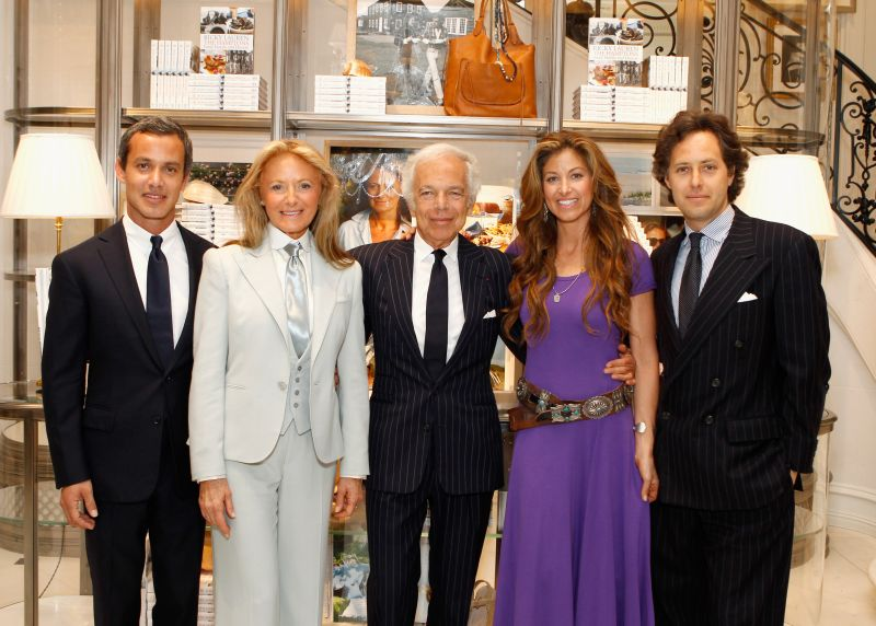 """Ralph Lauren Celebrates The Publication Of """"The Hamptons: Food,    Family and History"""" By Ricky Lauren"""