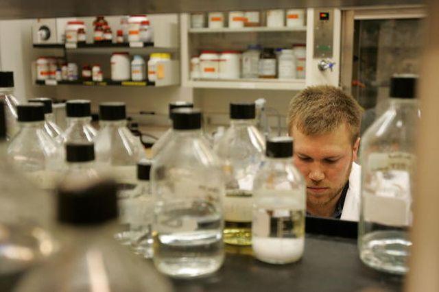 biotech incubator, health