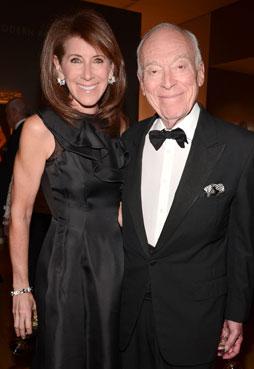 Billionaire Leonard Lauder And Linda Johnson Postpone