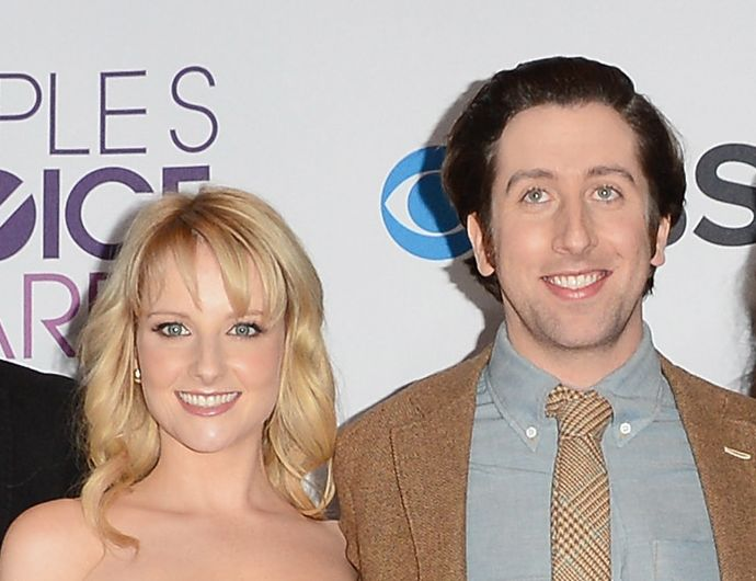 The Wolowitz's looking to get a raise out of the Big Bang ...