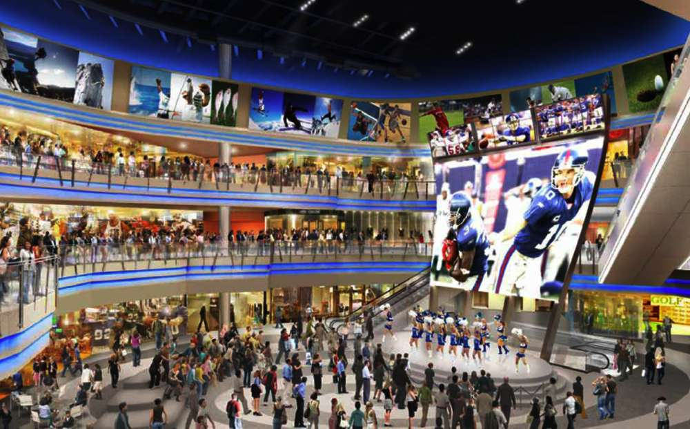Ghermezian Brothers To Open Americas Biggest Mall In New Jersey In 2014 Jewish Business News