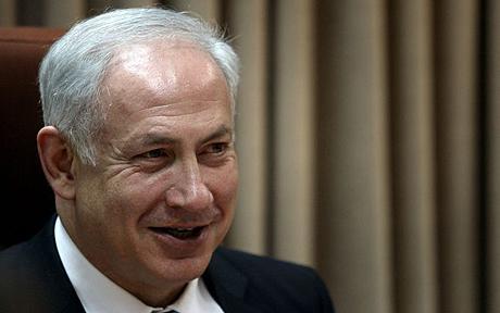 Benjamin Netanyahu Getty