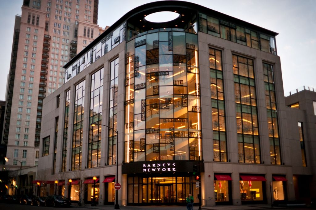 Thor Equities Llc Acquires Barneys Department Store