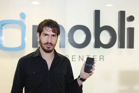 Mobli is its founder and CEO, Moshe Hogeg