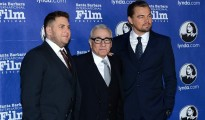 and director Martin Scorsese