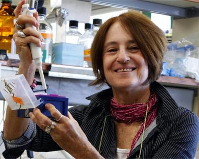 Hebrew University of Jerusalem scientist Daphne Atlas is developing molecules to reduce Alzheimer's and dementia risk in diabetic patients.
