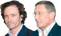 Jacob (Jacky) and Marc Schimmel