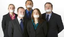 Company secret people, shut up group