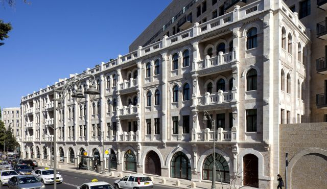 Waldorf Astoria Opens Jerusalem Hotel Jewish Business