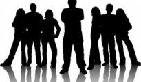 group people black