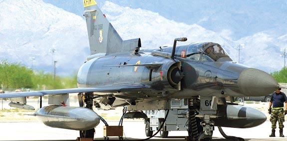 IAI, fighter jets