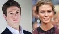 Karlie Kloss and boyfriend Joshua Kushner