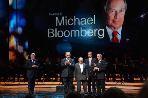 Michael Bloomberg To Use 1 Million Genesis Prize To