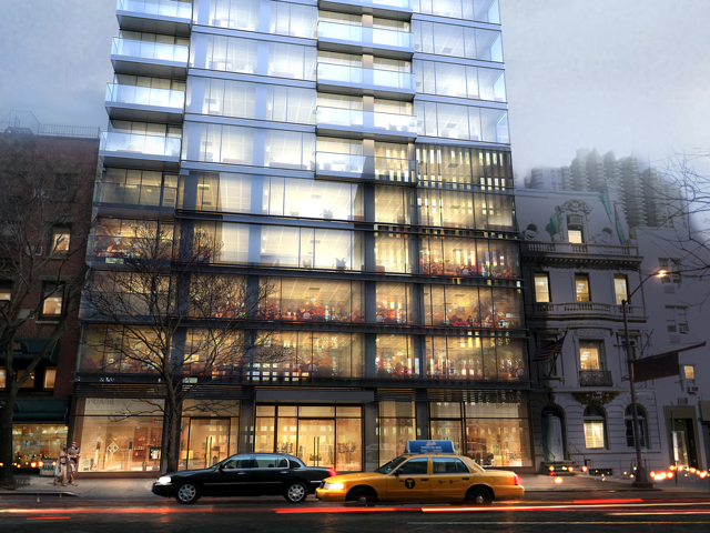 A Yeshiva University Lecture Hall Is To Be Converted Into