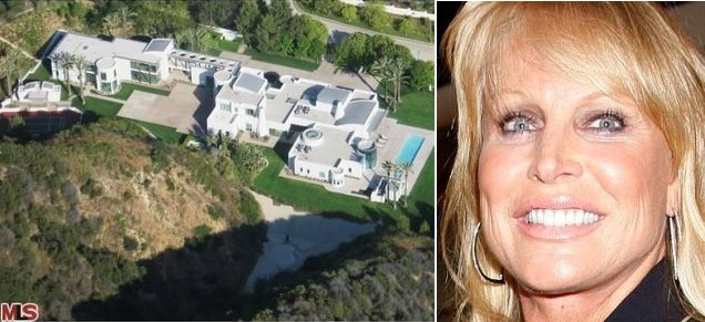 Suzanne Saperstein Moves To Humbler Beverly Hills Home