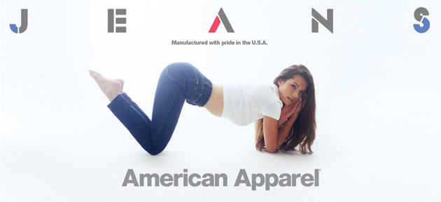 The 50 Most Porn-y American Apparel Ads Of All Time (NSFW)