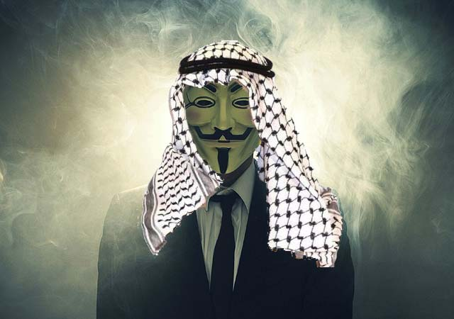 Anonymous Criticized For Declaring Full Scale Cyber War