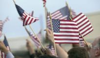 USA FLAG, PEOPLE AMERICA