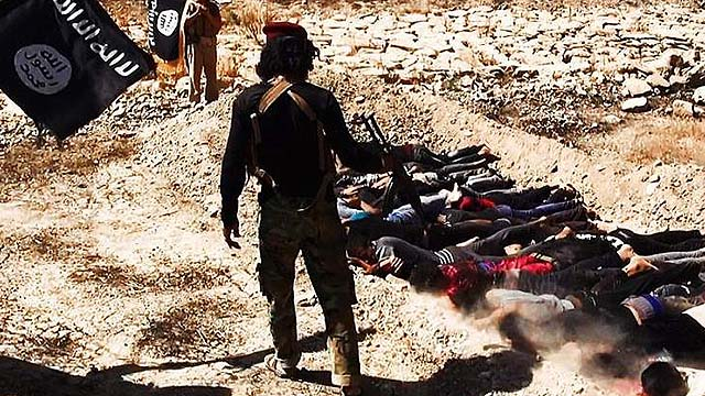 ISIS Killed Over 2, 000 People In November - Jewish Business