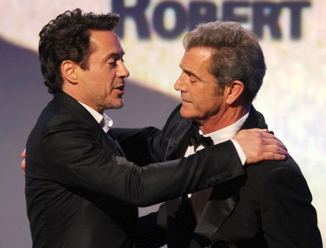Robert Downey Jr Asks Us To Forgive Mel Gibson His Anti