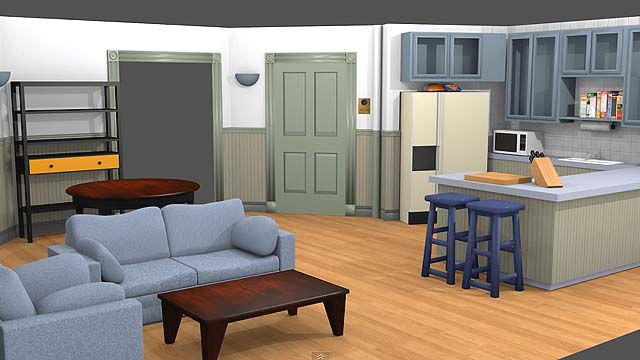 Watch Seinfeld\'s Living Room Up Close Courtesy of Oculus Rift ...