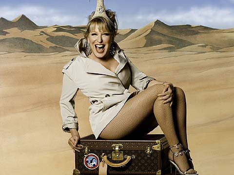 Bette Midler to Apologize to Ariana Grande over Slutty ...