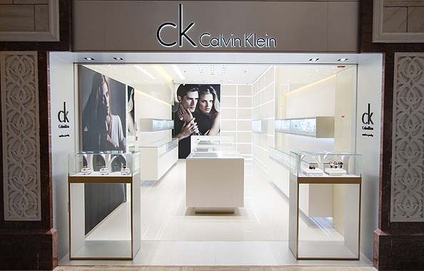 calvin klein jewelry boutique opens its doors in scotland jewish business newsjewish business news. Black Bedroom Furniture Sets. Home Design Ideas