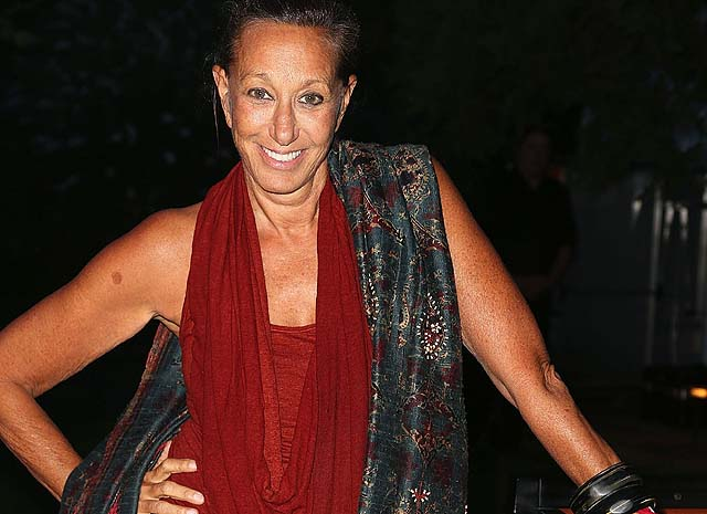 How Designer Donna Karan Looks So Young At 66 Jewish Business Newsjewish Business News