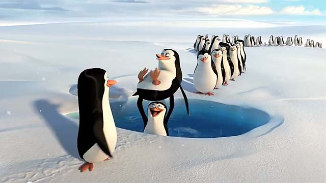 This Time Dreamworks Nightmare Is About Penguins