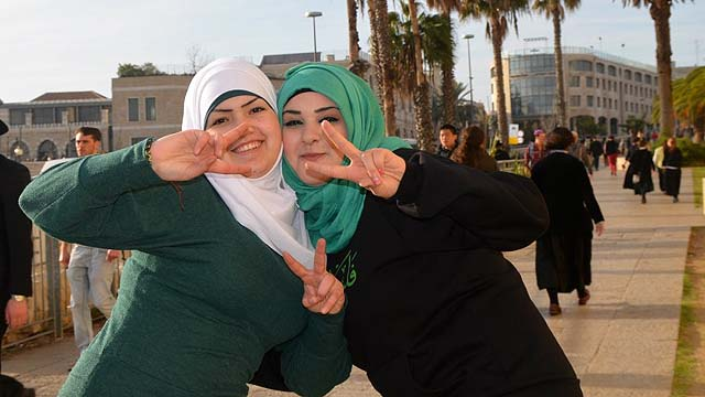 Bloomberg: Arab Women a Success Story at Israel's Technion ...