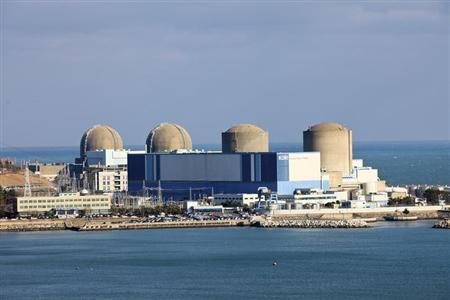 South Korea Nuclear Plant Operator Says Hacked Raising