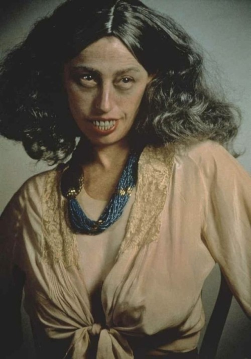Cindy Sherman Presents Photographic Contortions In The
