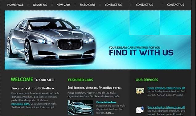 Corporate Car Online: Study: Online Car Buying Is About Features, Not Brands
