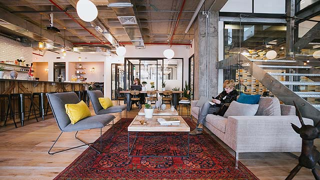 Wework Raises 433 Million In New Funding Round Jewish