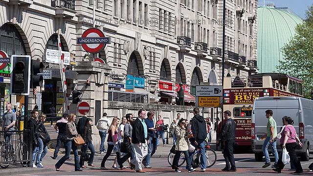 Health Food City Of London