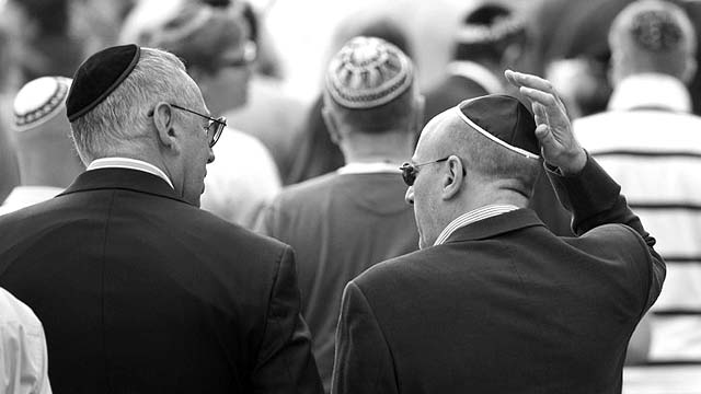 Germany's Central Council of Jews Warns Against Wearing ...