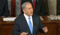Binyamin Netanyahu in Congress