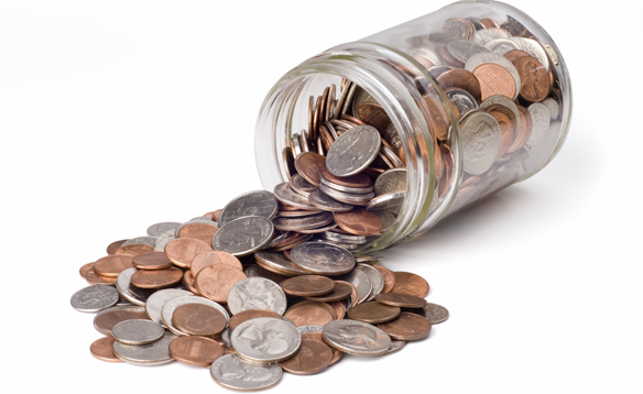 U.S. Airports Make Thousands Every Year on Loose Change ...