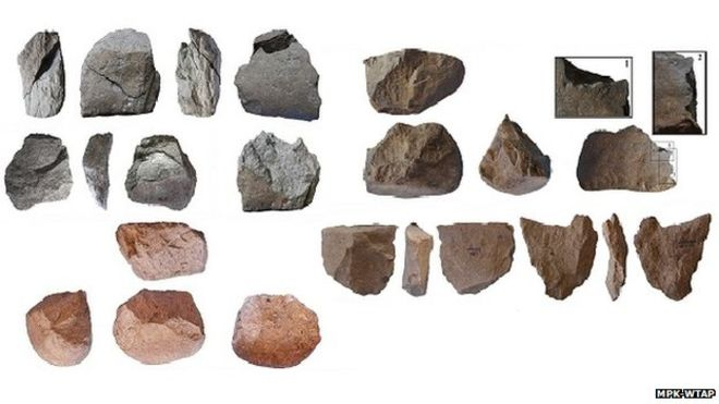 What Natural Resources Did The Paleo Use