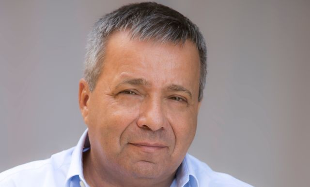 Attached is a photo of Ori Yehudai,   President and CEO of Frutarom Group (Photo by Adi Lam)