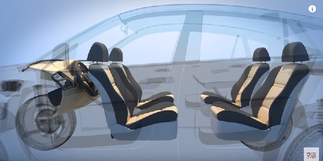 Ford Patents Living Room On Wheels