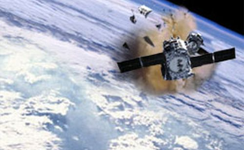 Us And Israel To Cooperate On Preventing Satellite