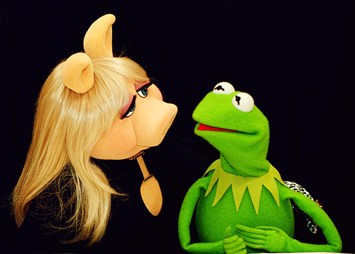 Miss Piggy and Kermit The Frog Announce Split: Love is dead